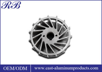 Stainless Steel Precision Metal Casting Impeller For Non Standard Parts